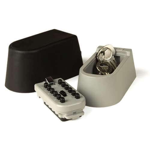 BURTONKG, Schlüsselsafe für briefkasten -  Schlüsselsafe für briefkasten
