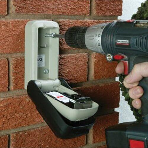 GE500 - Schlüsselsafe für milchkasten -  Schlüsselsafe für briefkasten