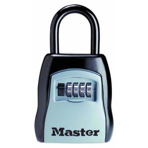MLK5400D - Schlüsselsafe für auto - Schlüsselsafe mit zahlencode