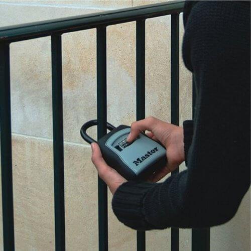 MLK5400D,schlüsselsafe magnetische -  Schlüsselsafe für briefkasten