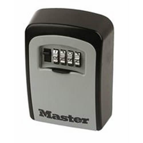 MLK5401D,Schlüsselsafe - Schlüsselsafe mit code