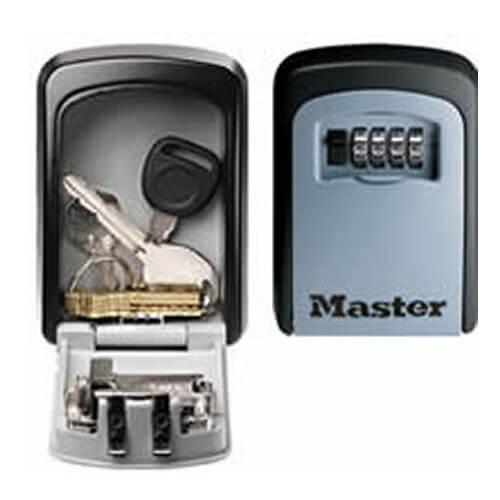 MLK5401D -  Schlüsselsafe für briefkasten - Schlüsselsafe mit zahlencode