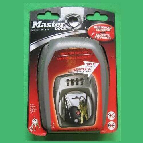MLK5415,Schlüsselsafe für auto -  Schlüsselsafe für briefkasten