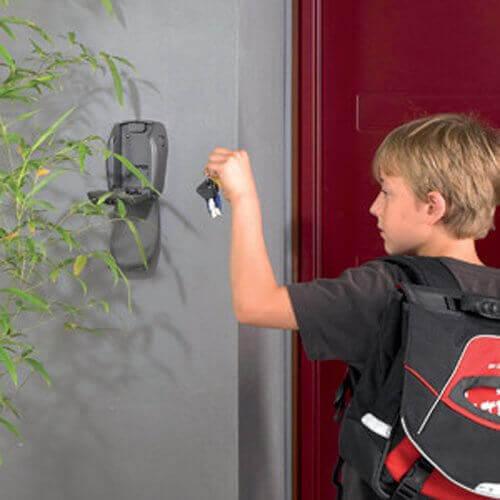 MLK5415 - Schlüsselsafe mit zahlencode - Schlüsselsafe für milchkasten