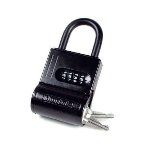 SL200, Schlüsselsafe für briefkasten - schlüsselsafe magnetische