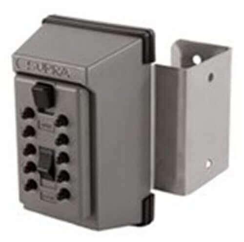 SUPRAJ5 -  Schlüsselsafe für briefkasten - Schlüsselsafe mit zahlencode
