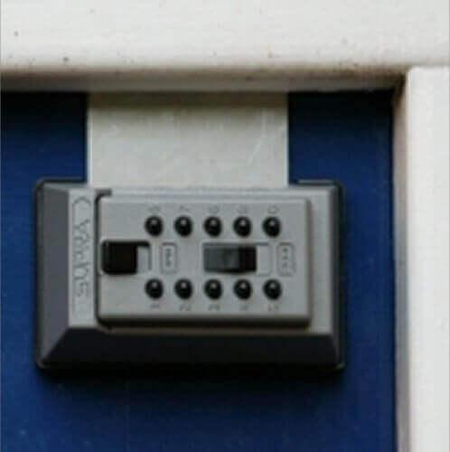 SUPRAJ5,Schlüsselsafe - Schlüsselsafe für milchkasten