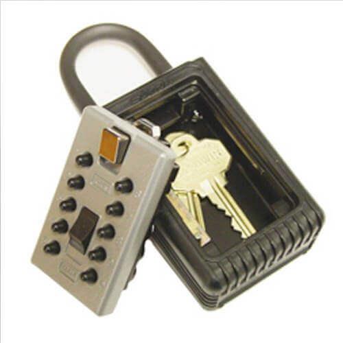 SUPRAPORT,Schlüsselsafe für milchkasten - Schlüsselsafe außen