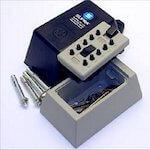 SUPRAS5,schlüsselsafe magnetische - Schlüsselsafe für milchkasten