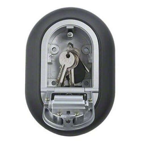 Y500 - Schlüsselsafe außen -  Schlüsselsafe für briefkasten