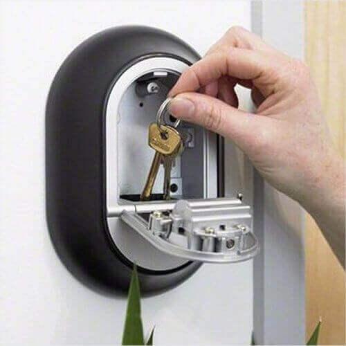 Y500 - Schlüsselsafe mit code -  Schlüsselsafe für briefkasten
