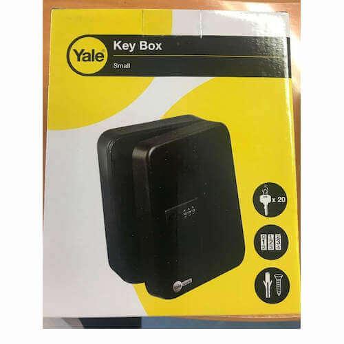 YKC20 - Schlüsselsafe außen - Schlüsselsafe außen